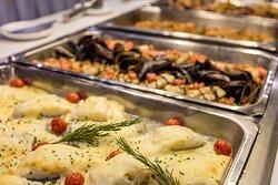 Restaurante buffet libre