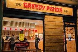 Greedy panda