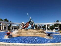 The Land of Legends Theme Park