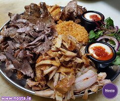 Niko's platter for two or four people - Nosta restaurant Cork City (2)