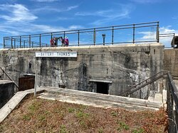Battery Along the Outer Wall