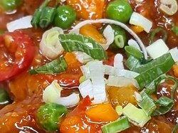 Sweet chilli wings 👌