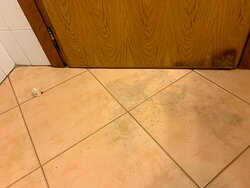 DUSTY AND WORN TILES