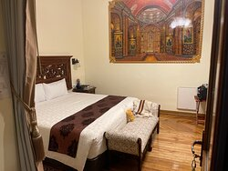 Charming property in Old Quito.