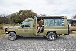 Gosheni Safaris Vehicle