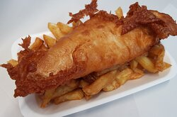 Fish and small chips