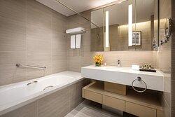 Studio Deluxe Bathroom