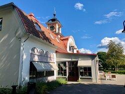 Gysinge mansion - exteriors