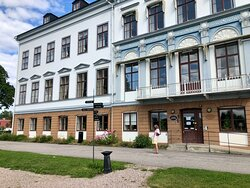 Gysinge mansion - main building.