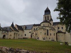 Blick in die Klosteranlage