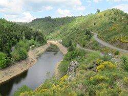 rivière d'Alleuze