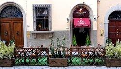 Fronte ristorante
