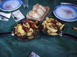 Baccalà, pipì e patate ;)