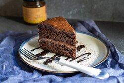 Vegan Gluten-free Chocolate Cake