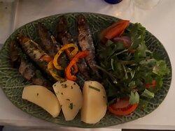 My favoutie fish dish