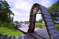 Мосты в арт-парке
