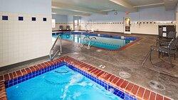 Interior Heated Pool