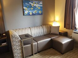 Sitting Area in Guest Rooms