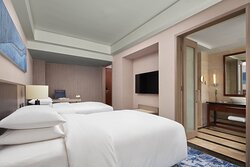 Twin/Twin Executive Deluxe Room