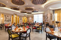 Ayam Zaman Lebanese Restaurant  Experience the genuine Lebanese hospitality at Ayam Zaman Restaurant featuring a variety of Lebanon's famous hot and cold appetizers, freshly prepared mixed grills and oriental Lebanese desserts. Ayam Zaman which translates into The Old Days brings the Vintage Lebanese Golden Era back to life with detailed decorations in every corner of the restaurant as well as to the vibrant ambience filled with musical performance and friendly service team.