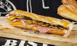 Classic French Sandwich