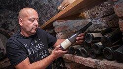 Winery Owner, Boštjan