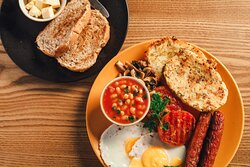 Our delicious Brunch available on Sundays!