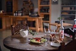 Anoskeli Winery Olive Mill