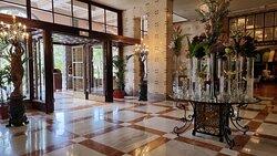 Lobby at Santa Catalina Royal Hideway