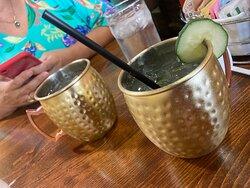Mule & Cucumber Mule