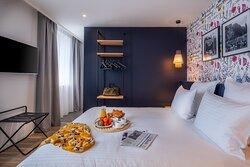 Ferdinand Hotel Tours - 37000 Tours - Chambre Supérieure
