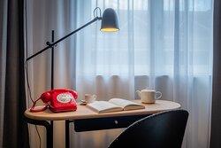 Ferdinand Hotel Tours - 37000 Tours - Bureau Chambre Supérieure