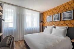 Ferdinand Hotel Tours - 37000 Tours - Chambre Double
