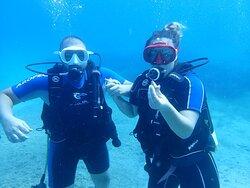 Ergodive loumis diving team