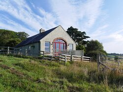 Blackthorn Cottage deck