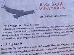 Big Sur Winery