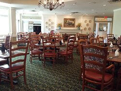 Cypress Bend Dining Room