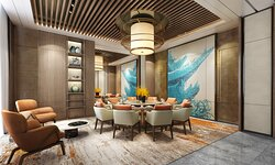 Chinese Private Room