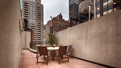 Two Bedroom Penthouse Balcony