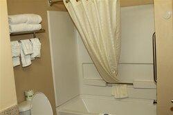 Guest Bathroom Tub Regular Photo 2