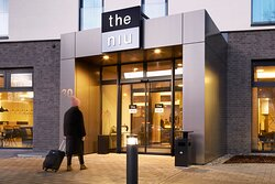 Exterior view_the niu Air Hotel Frankfurt Messe West