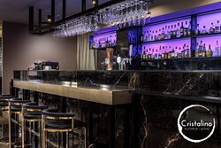 Restaurant interior - bar