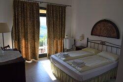 Slaapkamer appartement Calendula