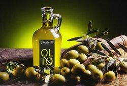 olio biologico a marchio gessetto