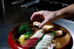 Oke Plateau Sushi Mix