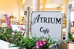 Atrium Cafe' & Restaurant at Beyond Resort Kata - Kata Beach Phuket Thailand