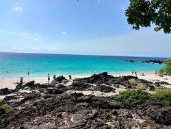 Kua Bay Beach