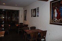 Gelijkvloers Restaurant Gök
