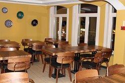 Bovenverdieping Restaurant Gök
