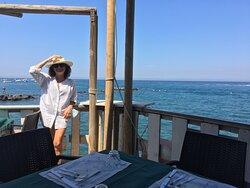 Ristorante Bellezza - Terrazza sul mare d'Ischia Porto - Momenti Felici